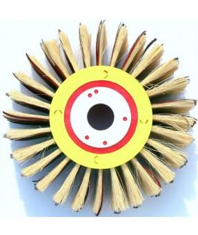 4 X 2 X 5/8 Flapwheel, P80