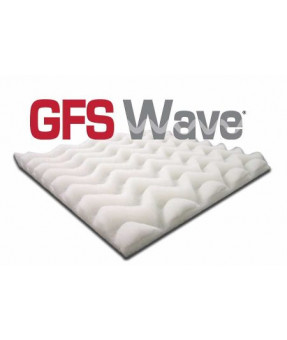 GFS Wave Tackified Standard Filter Panel