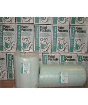 Green Paint Pocket Rolls
