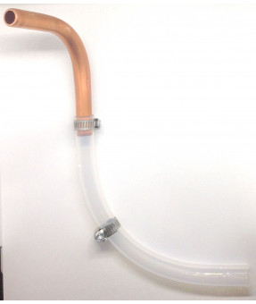 Stainless Steel Pipe Adaptor