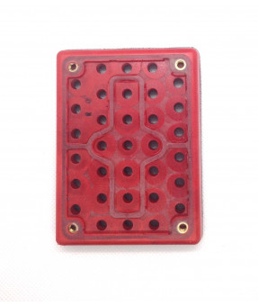 Hubco Pad 3 x 5 Multi Hole