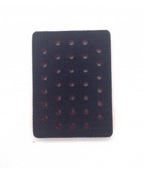 Backup pad, 3x4, multi-hole, screw-on