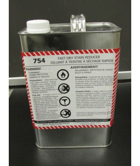 Goudey 754 Fast Dry Stain Reducer - 4L