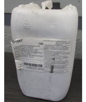 ICA D1057 Water Based Reducer, 10 Litre Container