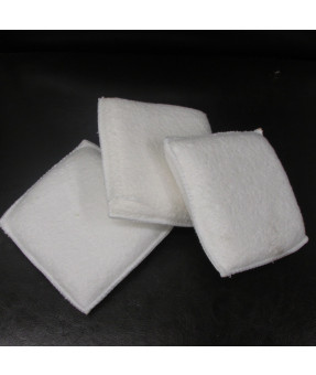 Stain Pad, 4X4X1, Packs of 12