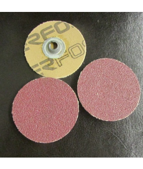 "Abrafab 2"" Deer Quick-Change Socatt Disc, Single Ply"