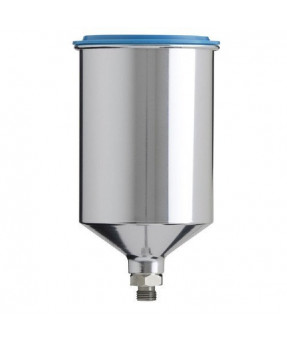 Iwata 700ml Aluminum Replacement Cup for Gravity Feed Gun