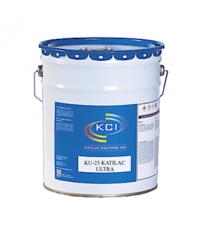 KCI KU-25 Katilac Ultra Pre Catalyzed Laquer