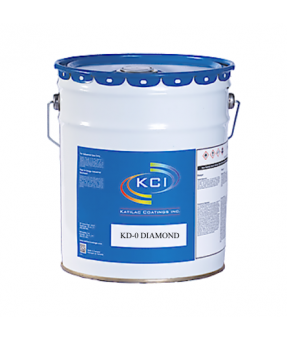 KCI KD-0 Diamond Post Catalyzed Varnish