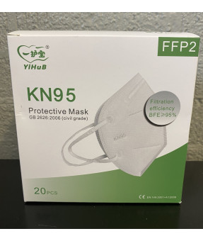 Protective Mask,  KN95
