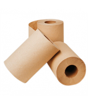 Classique Kraft Paper Towel, 8X205 Roll