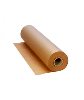 "Roll of DD30 Recycled Kraft Paper 55.25 X 8500, 3"" Core"