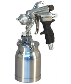 Lemmer HVLP Air Spray Gun