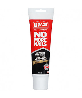 LePage No More Nails All Purpose - 88ml Tube