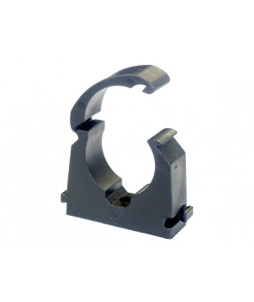 Mounting Clip for Rigid Pipes