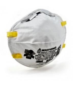 3M™ Particulate Respirator, 8210, N95