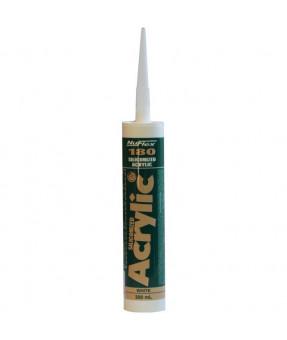 NuFlex 180 Paintable Siliconized Acrylic Sealant