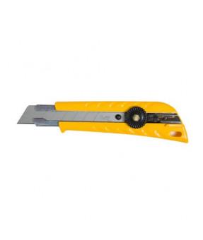 OLFA® Pistol Grip Ratchet-Lock Utility 18mm Knife