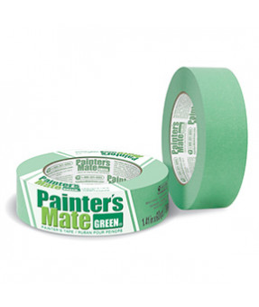 Painter's Mate Green Tape - 18mm x 55 m