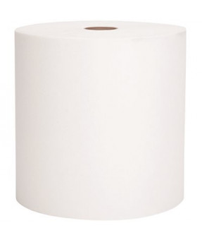 "Scott Natural Jumbo Paper Towel Roll 8"" x 800 foot"