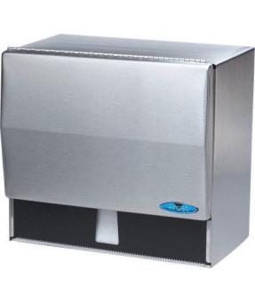 Combination Paper Towel Dispenser