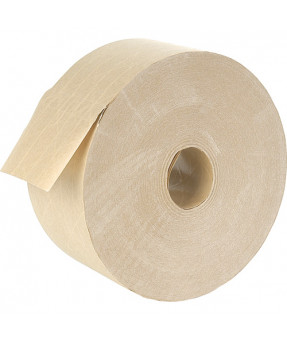 Reinforced Gum Tape 72 mm x 150 meter, 10 Rolls per Case
