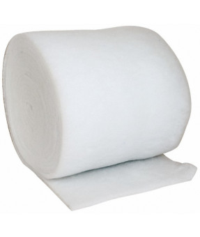 Polyester Media Dry Roll Filter 25X120X1