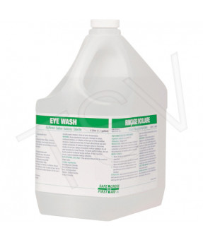 Eyewash Solution, 135 ounces
