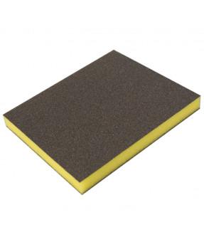 Sia 7983 Siasponge Fine Yellow, 100 grit
