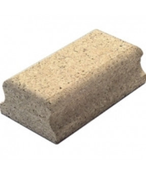 "Siafast 8435 Hand Sanding Block Cork - 2.75"" x 5"", Grip On attachment"
