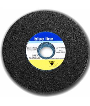 SIA 3 X 1/4 X 1/4 Unitized Wheel Grey Blending, 20/box
