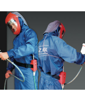 EZ Mix Spray suit