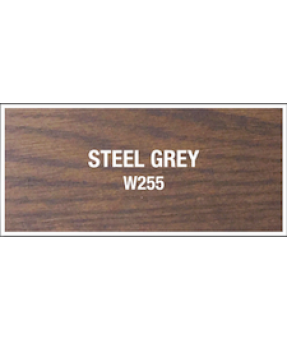 Goudey Solvent Based Wiping Stain - Steel Grey - 1 Litre