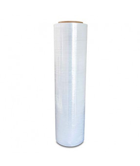 "12""X450m Stretch Wrap, 80 Gauge"
