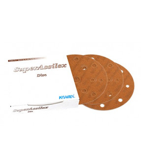 "Super Assilex 6"" - Brown"