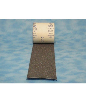 "500 Superflex Graphite Roll, 6"" Wide Coated Canvas Lubricant"