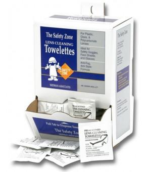 SZ Lens Clean Towelettes