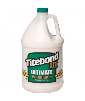 Titebond III Ultimate Wood Glue 3.68L Jug