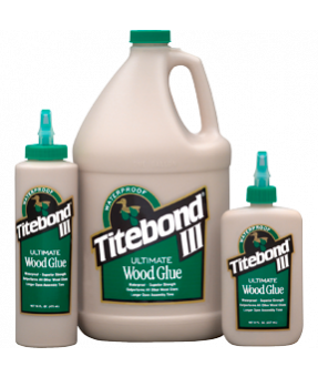 Titebond Yellow Carpenters Glue, 3.78 litres (1 Gallon)