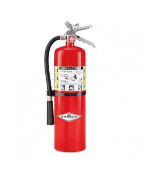 Fire Extinguisher - Steel Dry Chemical ABC