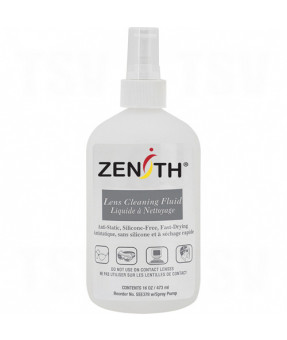 Zenith Lens Cleaner, 473mL Bottle