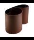 Siaral 2928 52 x 86 1/2 Cloth Belt - P80