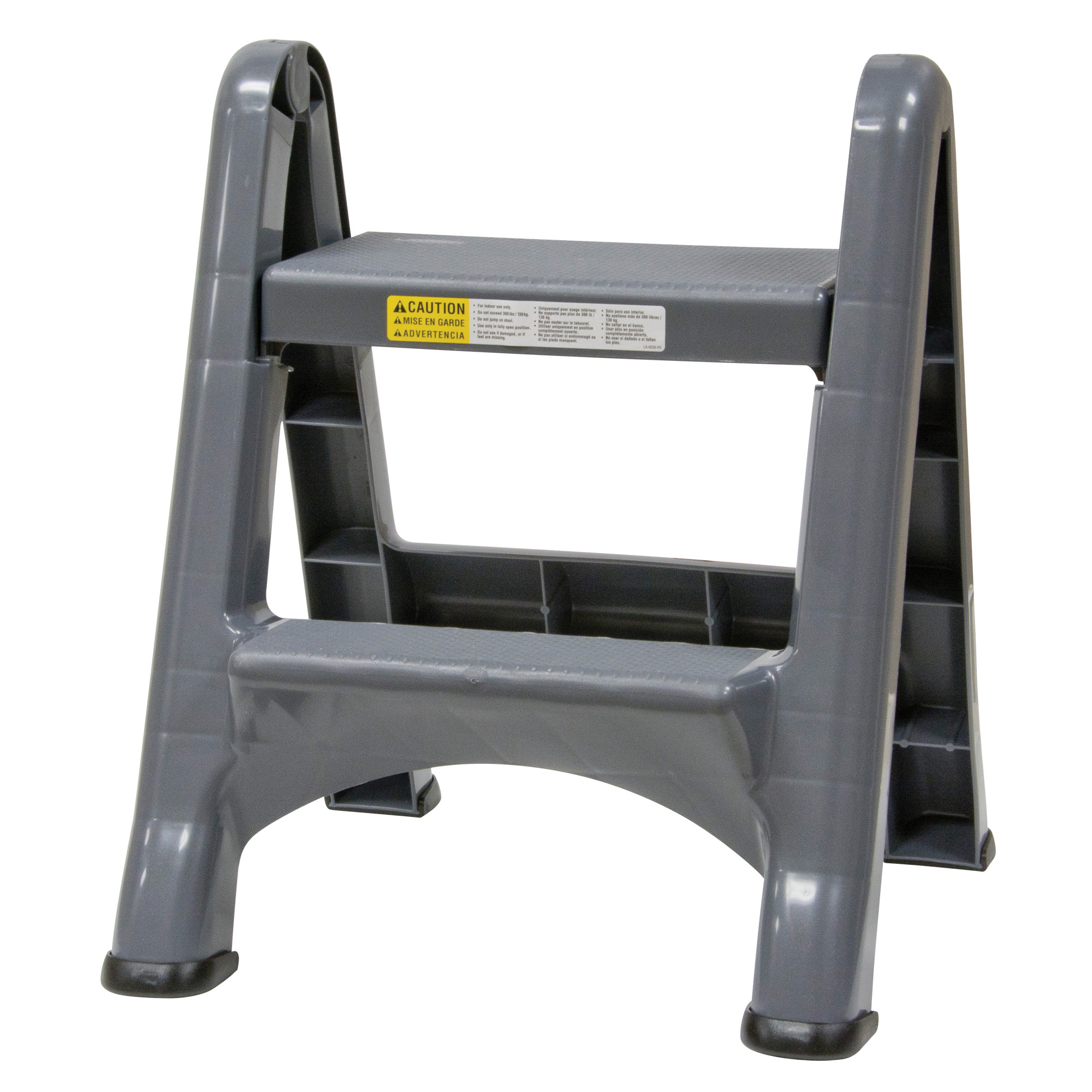 Rubbermaid Folding 2 Step Stool Accessories Safety